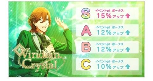 Viridian Crystal_ランクポイント