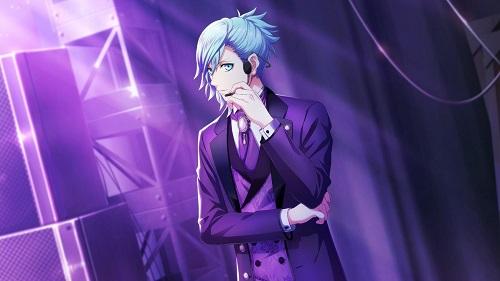 【Lavender Crystal】美風藍_通常スチル